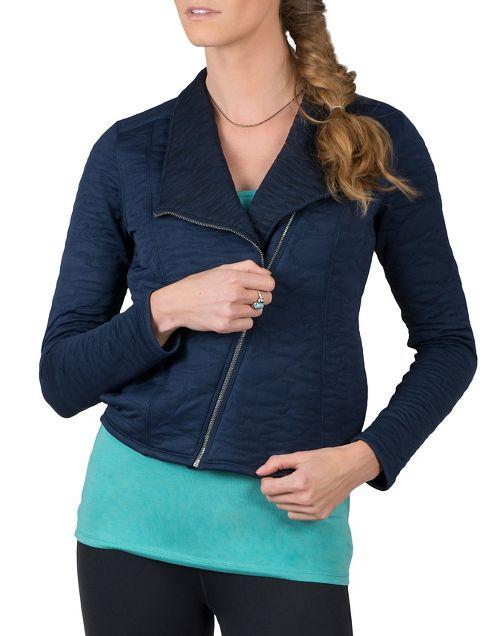 Womens Soybu Jett Casual Jackets - Admiral XL