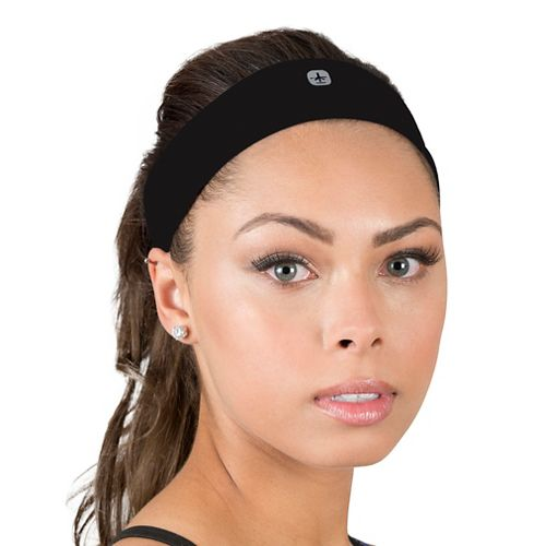 Womens Soybu Flex Headband 1 pack Headwear - Black