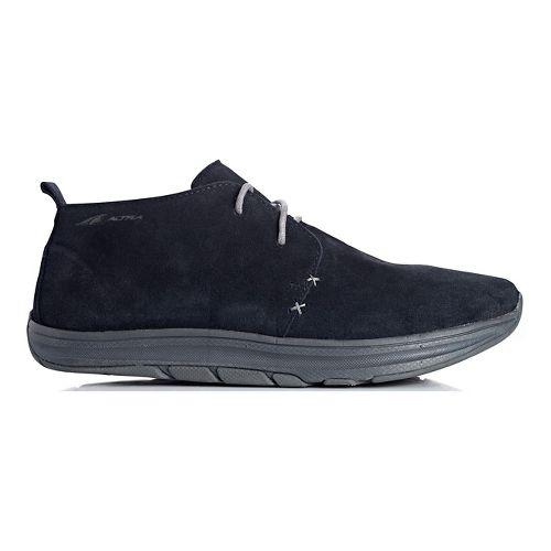 Mens Altra Desert Boot Casual Shoe - Black 11