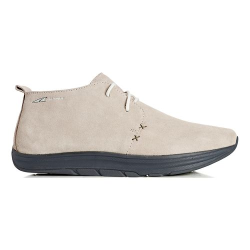 Mens Altra Desert Boot Casual Shoe - Taupe 8.5