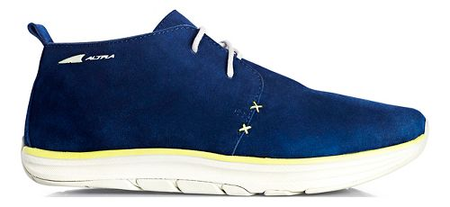 Mens Altra Desert Boot Casual Shoe - Blue 12