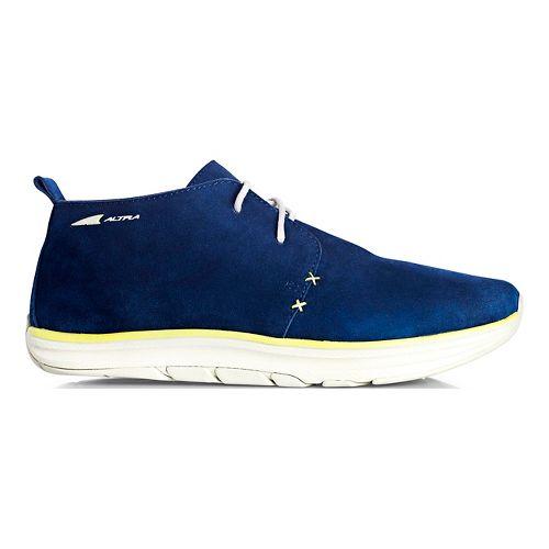 Mens Altra Desert Boot Casual Shoe - Blue 8