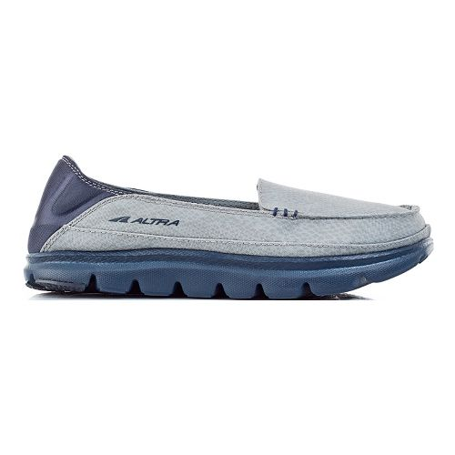 Womens Altra Tokala Casual Shoe - Silver 9.5