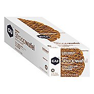 GU Energy Stroopwafel Gluten Free 16 pack Bars Nutrition