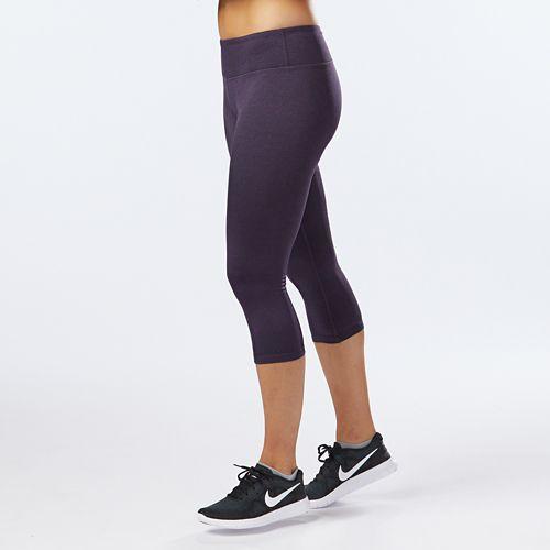Womens R-Gear Leg Up Printed Capri II Tights - Let's Jam/Black M