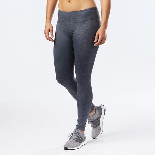 Womens R-Gear Leg Up Printed II Tights & Leggings - Grey Mist/Black S