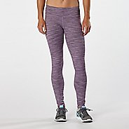 Womens Road Runner Sports Leg Up Printed II Tights & Leggings