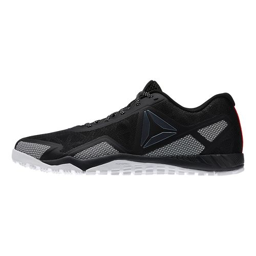 Mens Reebok ROS Workout TR 2.0 Cross Training Shoe - Black/Grey 11
