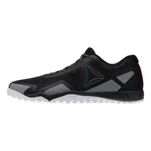 Mens Reebok ROS Workout TR 2.0 Cross Training Shoe - Black/Grey 11.5