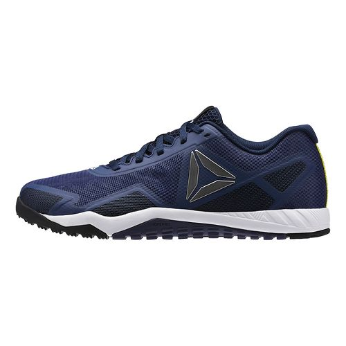 Mens Reebok ROS Workout TR 2.0 Cross Training Shoe - Blue/White 10.5