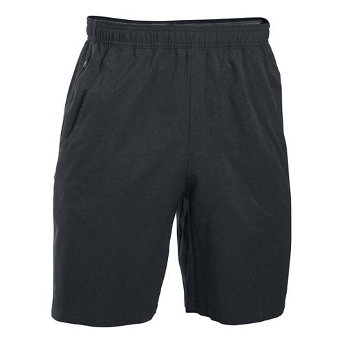 Mens Under Armour Storm Rowhouse Unlined Shorts - Asphalt Heather M