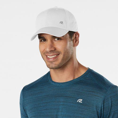 R-Gear Extra Mile Cap Headwear - White L/XL