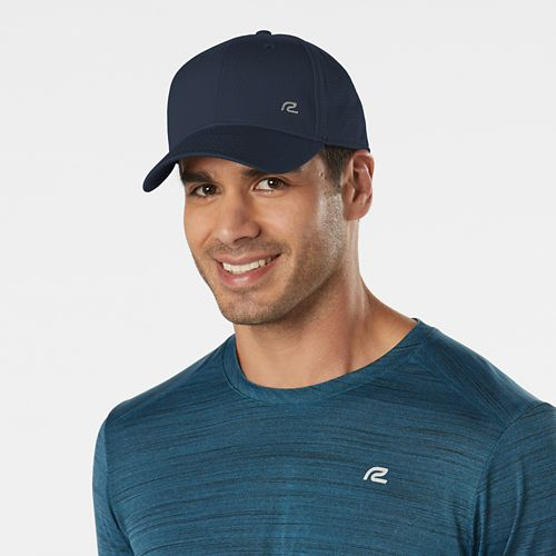R-Gear Extra Mile Cap Headwear - Midnight Blue L/XL