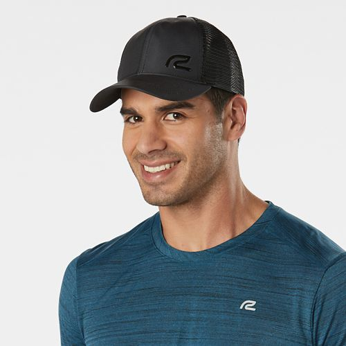 R-Gear No Limit Trucker Headwear - Black