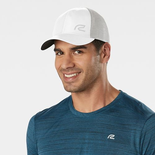 R-Gear No Limit Trucker Headwear - White