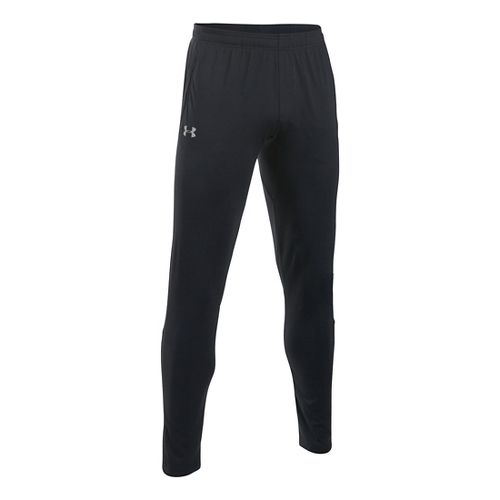 Mens Under Armour Streaker Tapered Pants - Black SR
