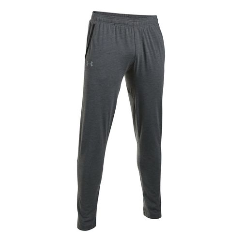 Mens Under Armour Streaker Tapered Pants - Carbon Heather LR