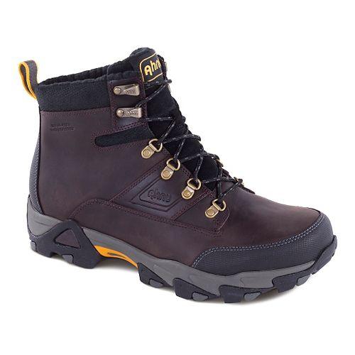 Mens Ahnu Orion Insulated WP Hiking Shoe - Cortado 9.5