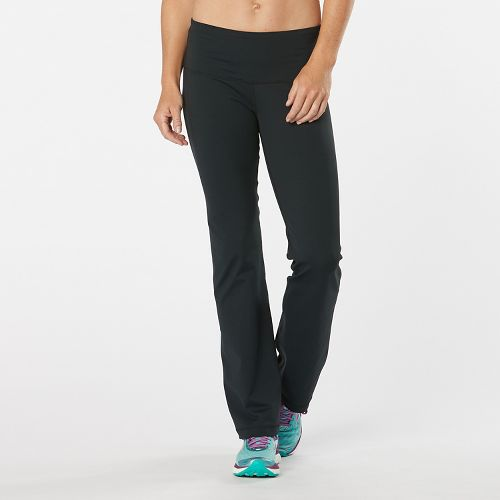 Womens Road Runner Sports Run, Walk, Play Pant 2 - Black M-P