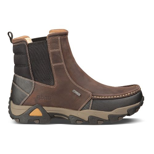 Mens Ahnu Tamarack Insulated WP Hiking Shoe - Porter 10.5