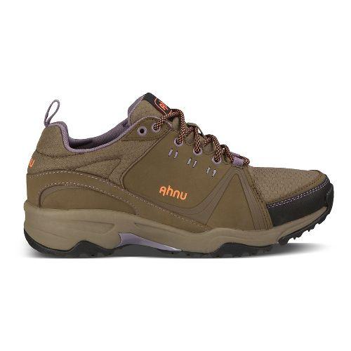 Womens Ahnu Alamere Low Hiking Shoe - Muir Woods 10