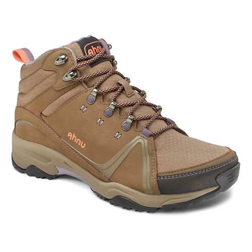 Womens Ahnu Alamere Mid Hiking Shoe - Muir Woods 7