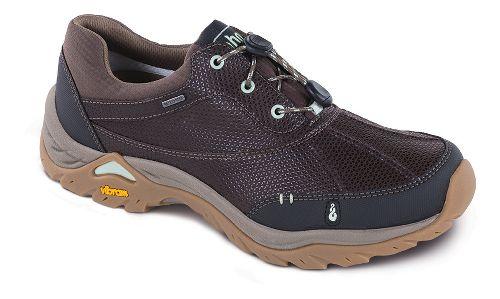 Womens Ahnu Calaveras WP Hiking Shoe - Cortado 10
