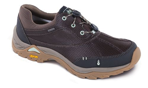 Womens Ahnu Calaveras WP Hiking Shoe - Cortado 7.5