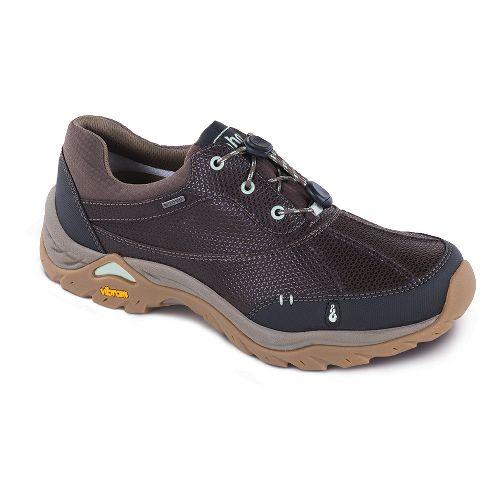 Womens Ahnu Calaveras WP Hiking Shoe - Cortado 8