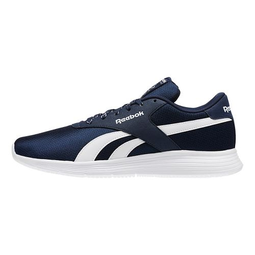 Mens Reebok Royal EC Ride Casual Shoe - Navy/White 14