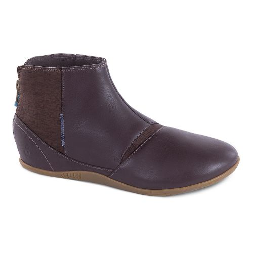 Womens Ahnu Leela Casual Shoe - Porter 10