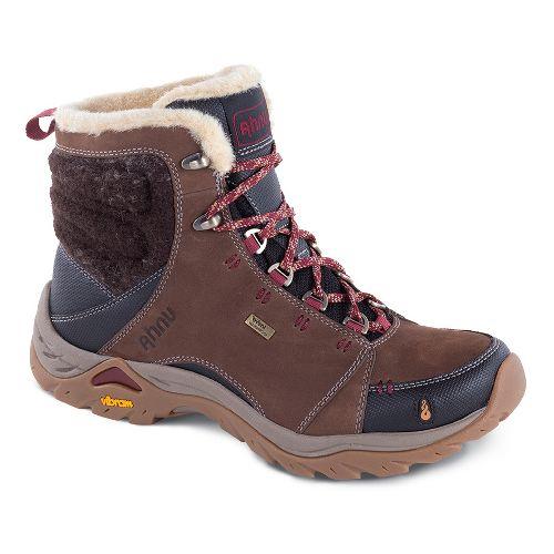 Womens Ahnu Montara Boot Luxe WP Hiking Shoe - Corduroy 5