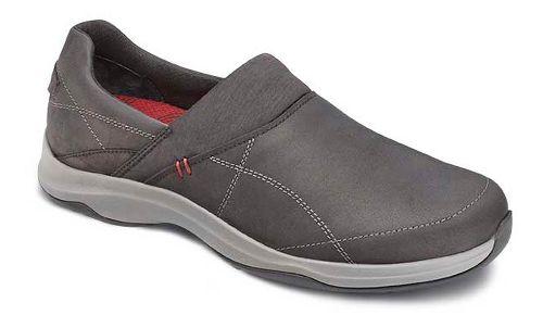 Womens Ahnu Taraval Slip-On Casual Shoe - Black 6