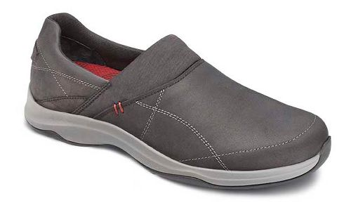Womens Ahnu Taraval Slip-On Casual Shoe - Black 9