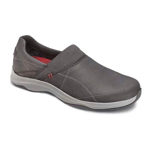 Womens Ahnu Taraval Slip-On Casual Shoe - Black 6.5