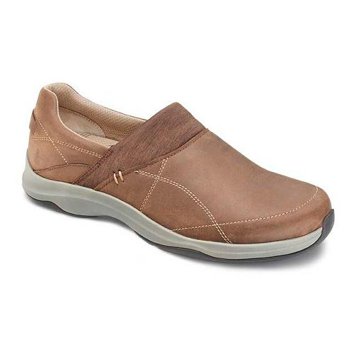 Womens Ahnu Taraval Slip-On Casual Shoe - Porter 7.5