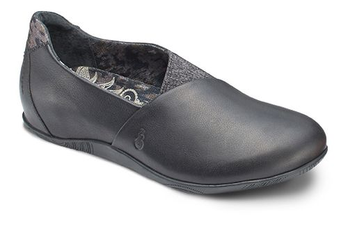 Womens Ahnu Tola Casual Shoe - Black 10