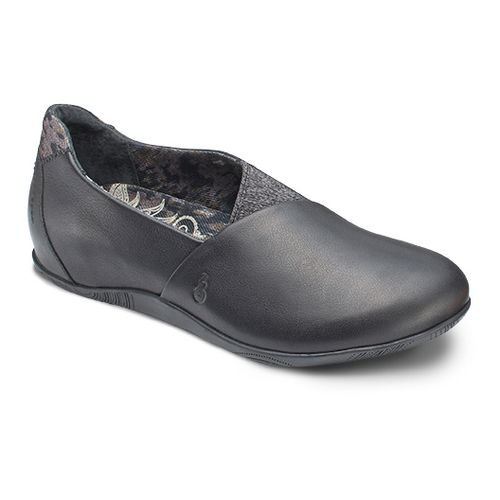 Womens Ahnu Tola Casual Shoe - Black 9.5