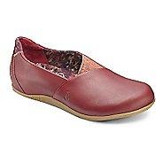 Womens Ahnu Tola Casual Shoe - Merlot 7