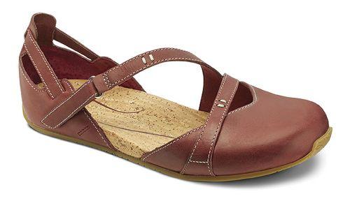Womens Ahnu Tullia II Casual Shoe - Merlot 9.5