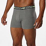 "Mens Road Runner Sports SuperLight 3"" Boxer Brief Underwear Bottoms"