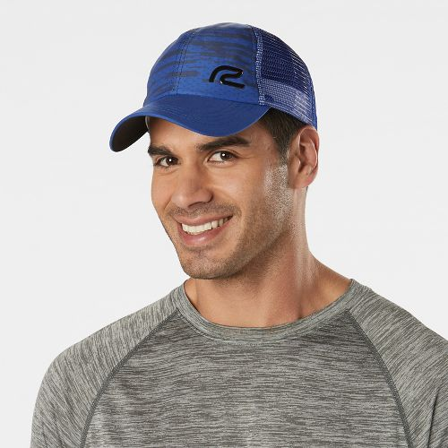 R-Gear Outlast Technical Trucker Headwear - Cobalt/Midnight Blue