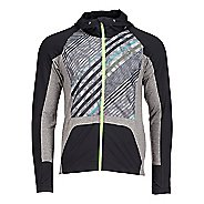 Mens Zoot Dawn Patrol Full Zip Hoodie Running Jackets