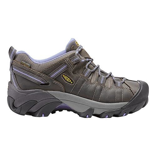 Womens Keen Targhee II WP Hiking Shoe - Magnet/Periwinkle 9