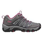 Womens Keen Oakridge Hiking Shoe - Magnet/Rose 9