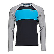Mens Zoot Ocean Side Long Sleeve Technical Tops
