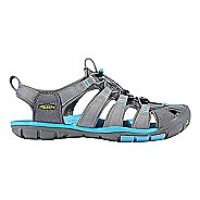 Womens Keen Clearwater CNX Sandals Shoe - Grey 6