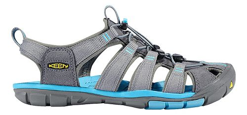 Womens Keen Clearwater CNX Sandals Shoe - Grey 11