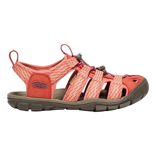 Womens Keen Clearwater CNX Sandals Shoe - Summer Fig 9