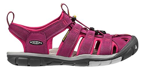 Womens Keen Clearwater CNX Sandals Shoe - Anemone/Acacia 6